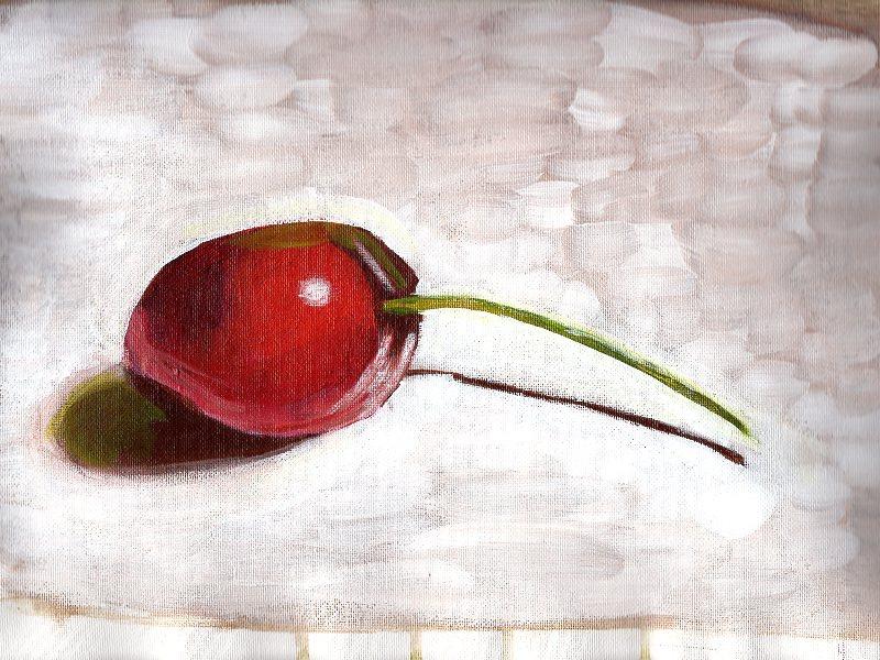 Cherry Painting