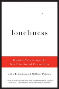 Loneliness book cover