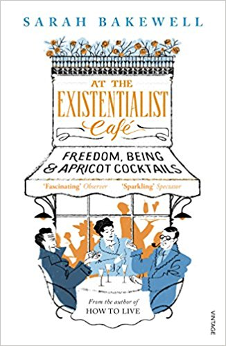 At The Existentialist Café book cover