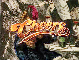 Cheers Intro Logo