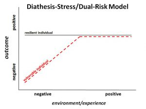 Diathesis Stress Diagram