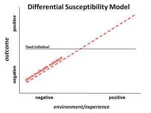 Differential susceptibility diagram