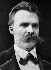 Nietzsche portrait