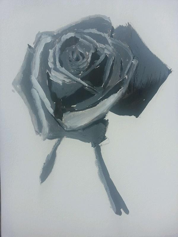 Rose Tonal Study