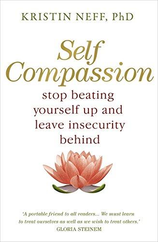 Book Cover Self Compassion by Kristin Neff