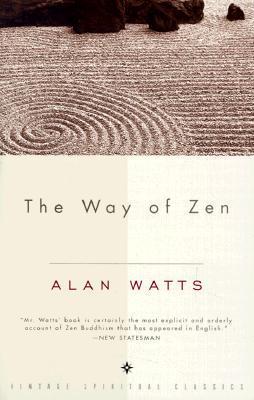 Way of Zen Book Cover