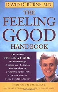 Book cover, Feeling Good Handbook