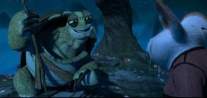 Oogway and Shifu